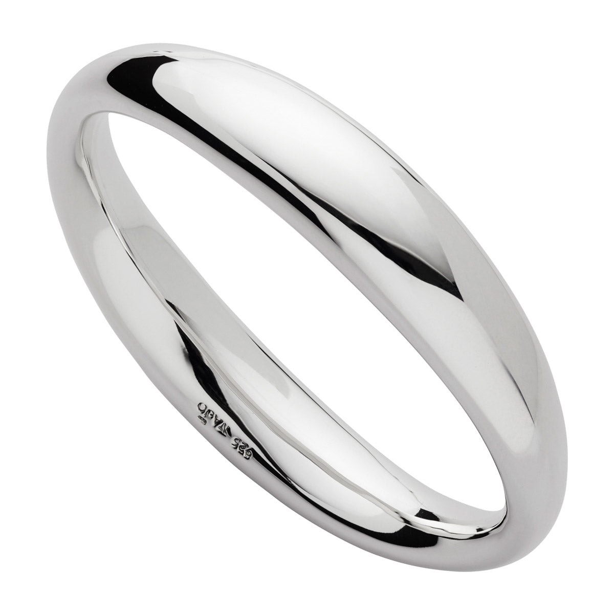 Naj 'O' Bangle (63mm)