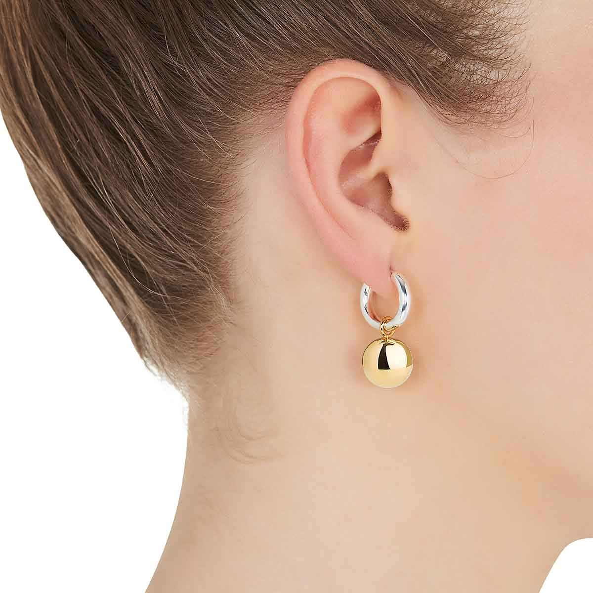 Shayla Earring Yellow
