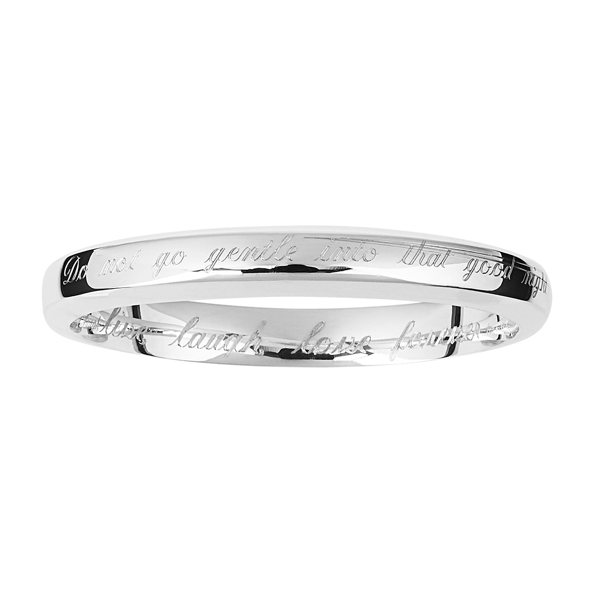 Heirloom Bangle (65mm)