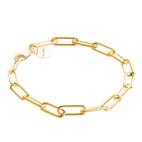 Vista Gold Chain Bracelet