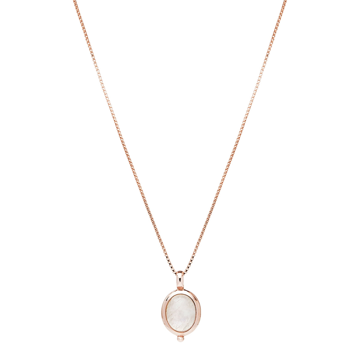 Justinia Necklace Moonstone