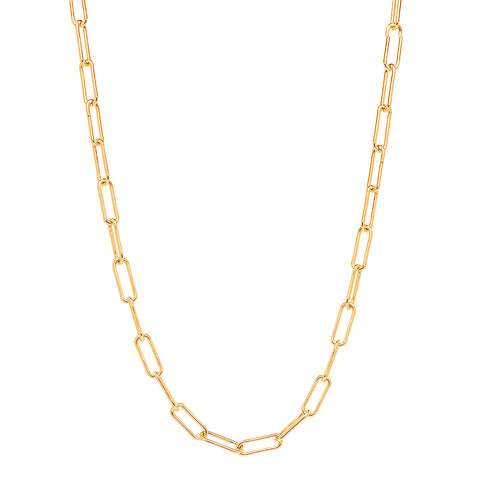 Vista Gold Chain Necklace