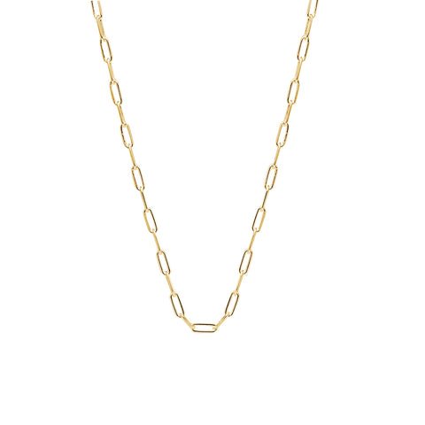 Small Vista Gold Chain Necklace