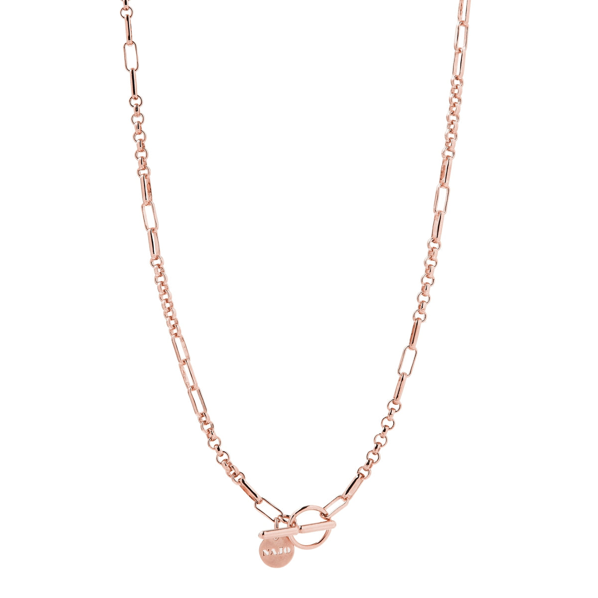 York Necklace Rose Gold