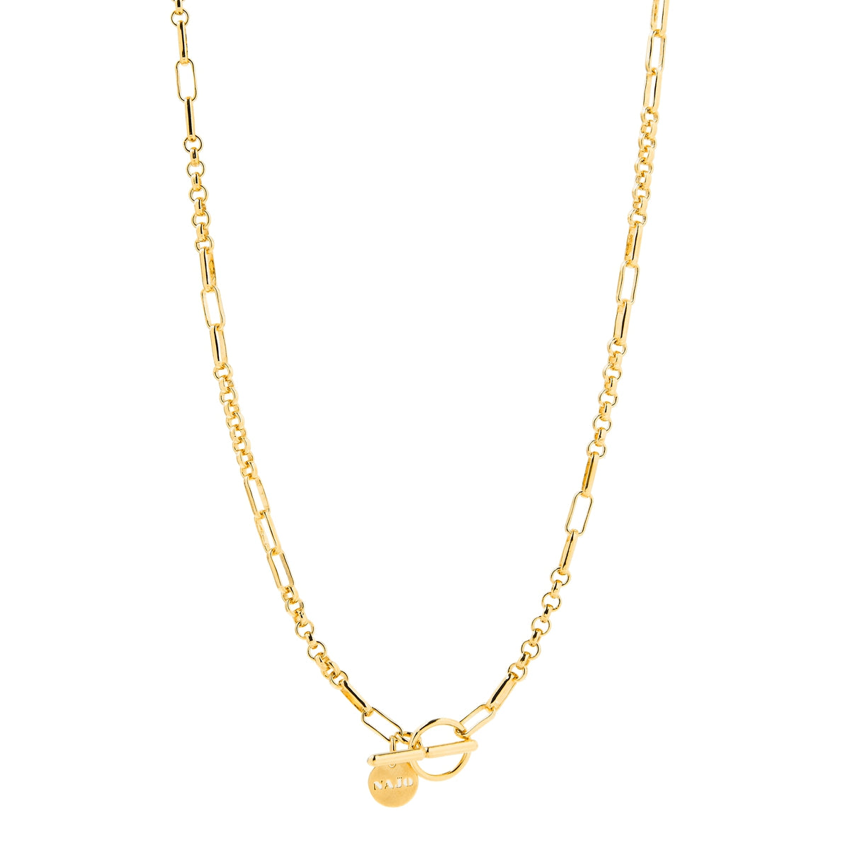 York Gold Necklace Yellow Gold
