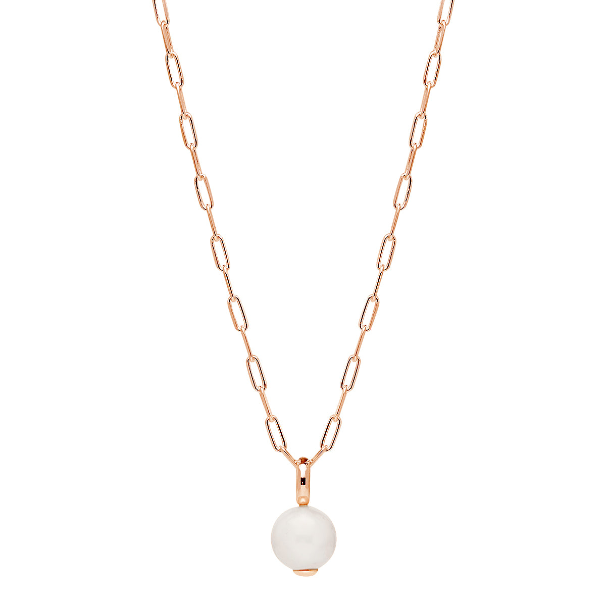 Ms Perla Rose Necklace