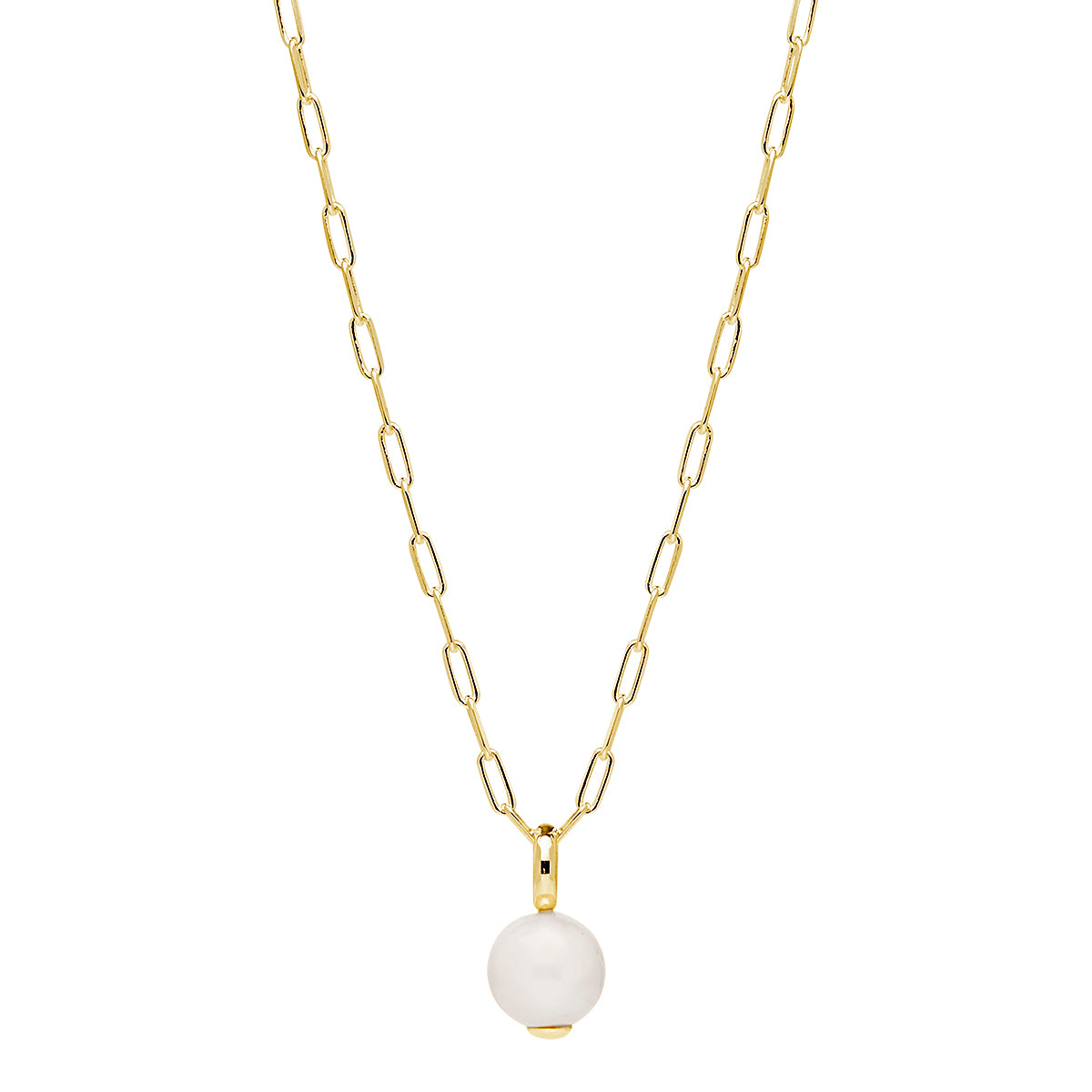 Ms Perla Gold Necklace