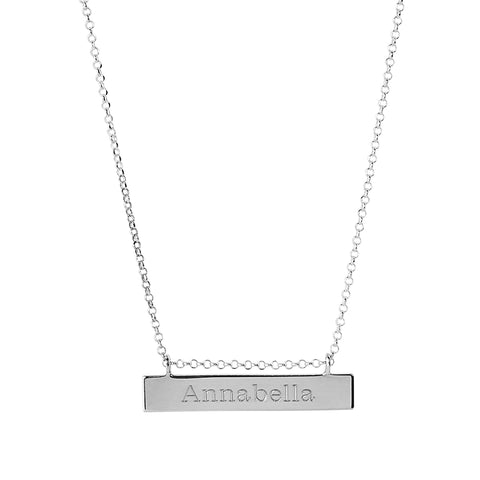 Jo I.D Necklace