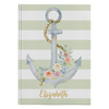 Personalized Beach Anchor Journal