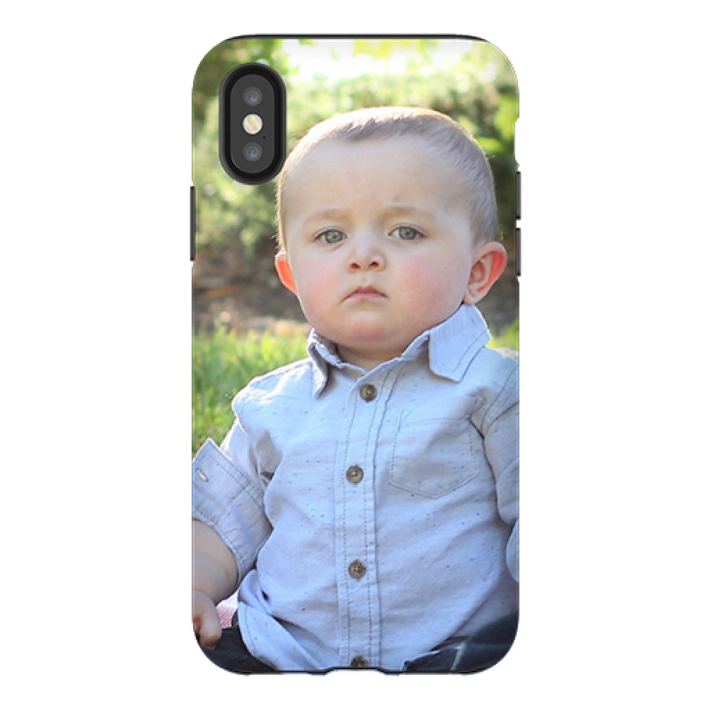 Personalized Photo Phone Case - iPhone Galaxy