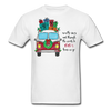 Over The River Personalized Christmas T-Shirt