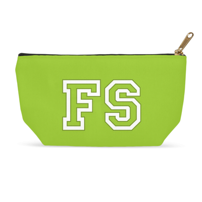 Personalized Pencil Bag - Green