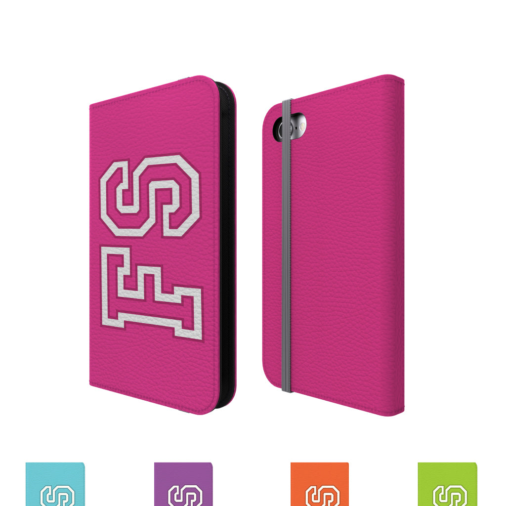 Team Bold Personalized Wallet Phone Case