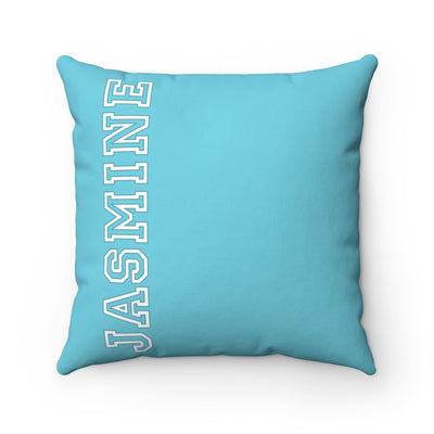 Personalized Name Pillow - Blue