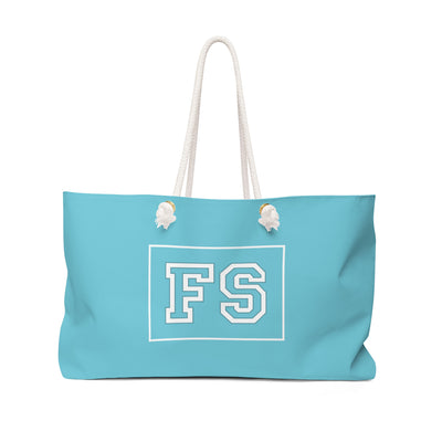Personalized Tote Bag - Blue