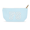 Monogram Makeup Bag - Blue