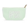 Personalized Makeup Bag - Green