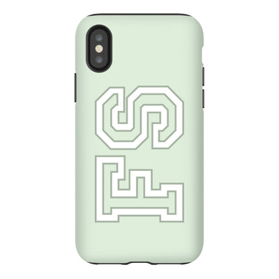 Team Cool Personalized Phone Case - Green