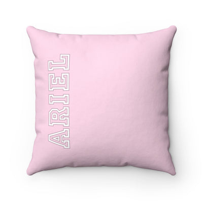 Team Cool Personalized Throw Pillow