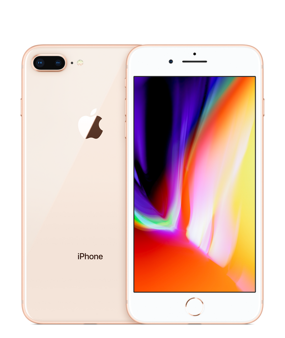 Apple iPhone 8 Plus 64GB Unlocked - Rose Gold - (Like New condition) with accessories