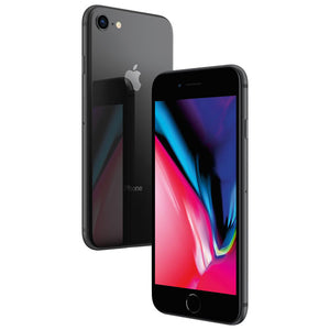 Apple iPhone 8 64GB Unlocked - Space Gray - (Like New condition) with accessories