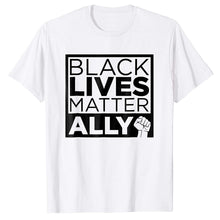 Load image into Gallery viewer, Black Lives Matter Ally Shirt