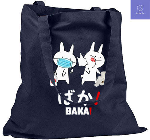 Baka Rabbit Slap Mask Covid-19 Toilet Paper