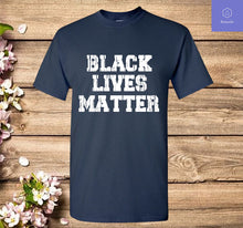 Load image into Gallery viewer, nba black lives matter shirt
