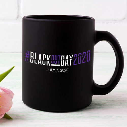 Blackout Day 2020 July 7th #BlackoutDay2020
