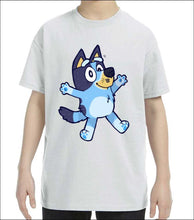 Load image into Gallery viewer, Bluey Dog T-Shirt, Funny Gift