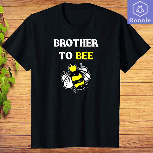 Brother to Bee - Pregnancy Sibling Announcement T-Shirt