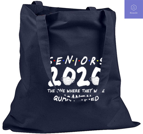 Class Of 2020 Graduation Senior Funny Quarantine 2020