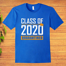 Load image into Gallery viewer, Class of 2020 Quarantined Graduation Senior Quarantine T-Shirt