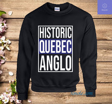 Load image into Gallery viewer, Historic Quebec Anglos Sweatshirt