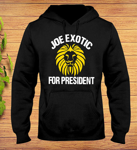 Joe Exotic for President Governor Hoodie
