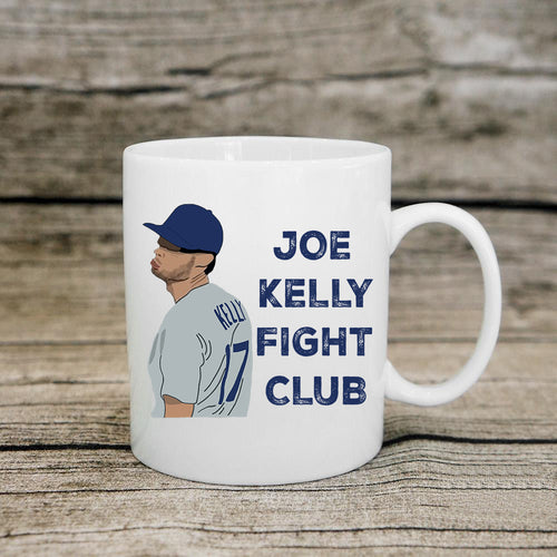 Joe Kelly Dodgers Coffee Mug