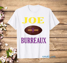Load image into Gallery viewer, Joe Burreaux 9 Football T-Shirt