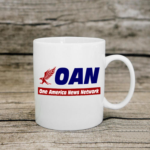 Oan One America News Network Coffee Mug