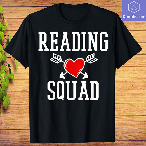 Reading Squad Theatre Broadway Musical Stage Actor Vintage T-Shirt