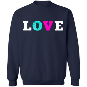 Savannah Guthrie Love Sweatshirt