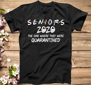 Seniors 2020 The One Where They were Quarantined