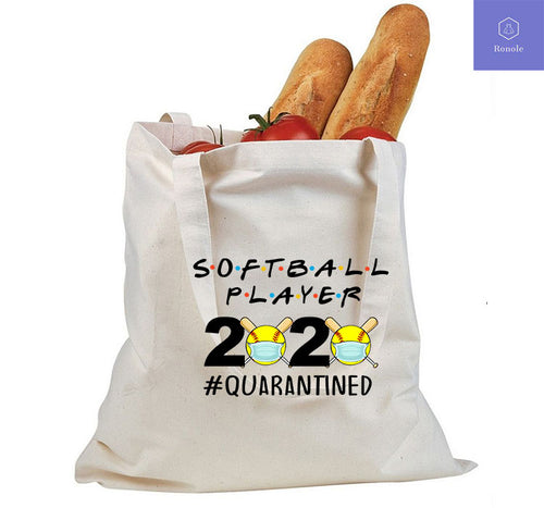 Softball Players 2020 Quarantined