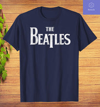 Load image into Gallery viewer, The Beatles Logo T-Shirt All Sizes
