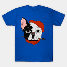 Load image into Gallery viewer, The Bulldog Artist funny T-Shirt