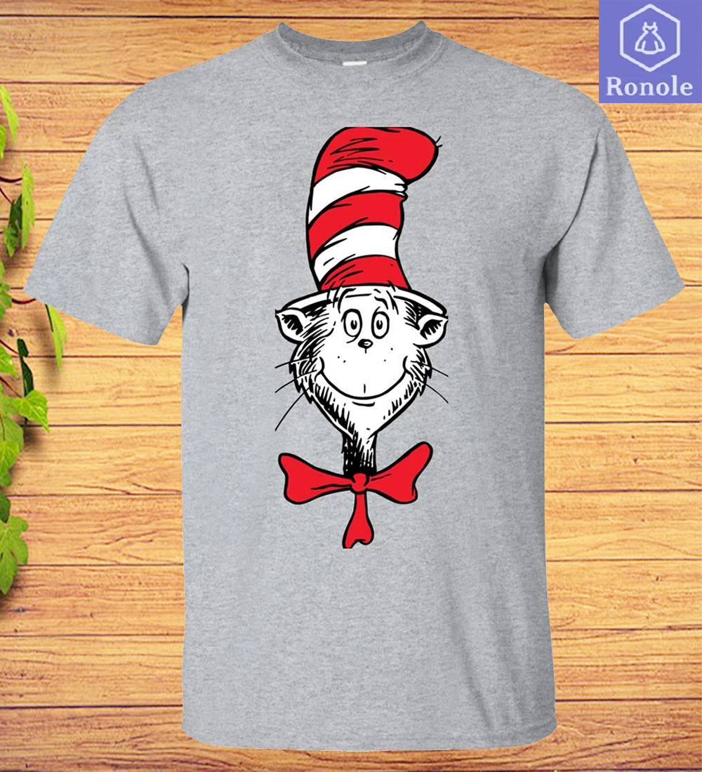The Cat in the Hat Face T-shirt