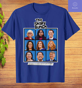 The SHADY BUNCH T-Shirt All sizes good price