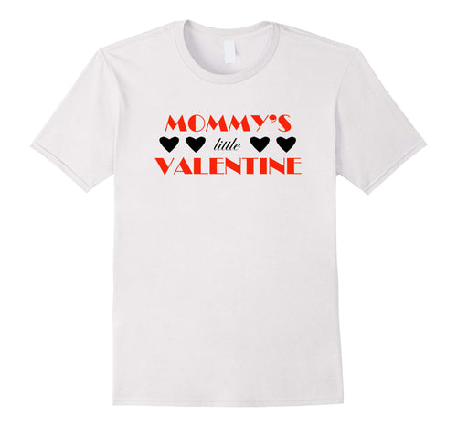 Valentine's Day Mommy's Love T-Shirt