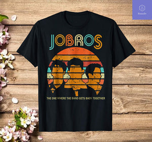 Vintage Jonas Name Fan T-Shirt