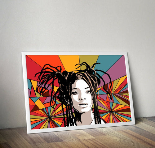 willow smith poster