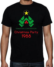 Load image into Gallery viewer,  Christmas Party Nakatomi Plaza 80's Action Movie Funny T-Shirt